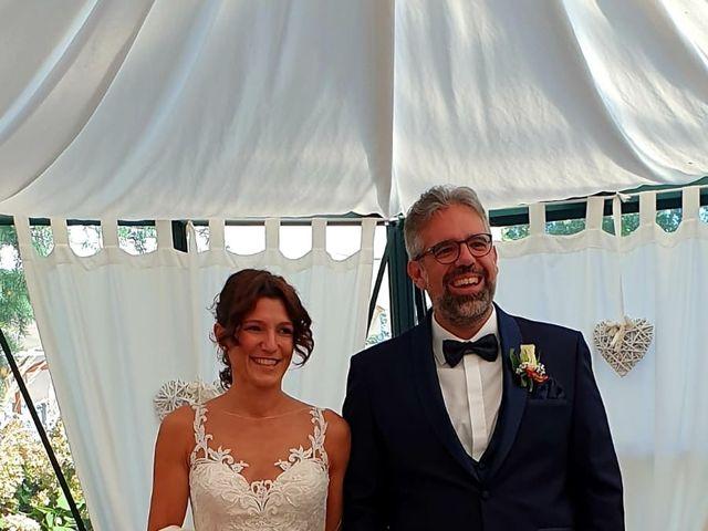 Il matrimonio di Alessandro e Debora a Fino Mornasco, Como 13
