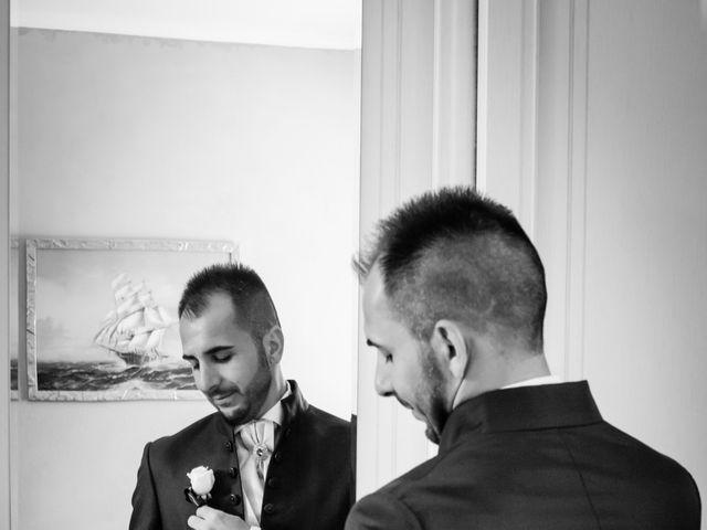 Il matrimonio di Damiano e Martina a Grottaferrata, Roma 4