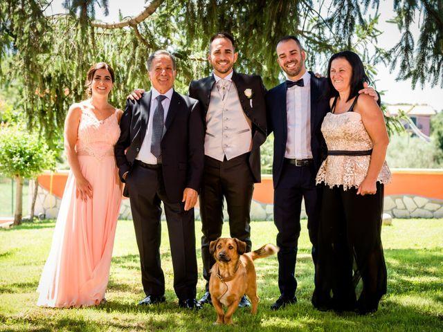 Il matrimonio di Damiano e Martina a Grottaferrata, Roma 8