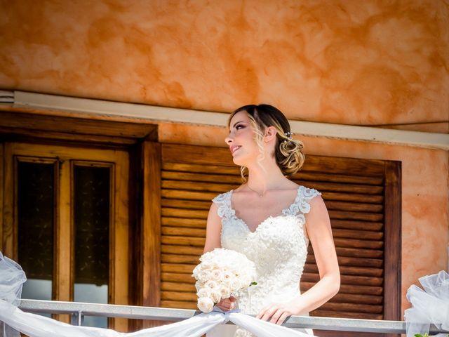Il matrimonio di Damiano e Martina a Grottaferrata, Roma 13