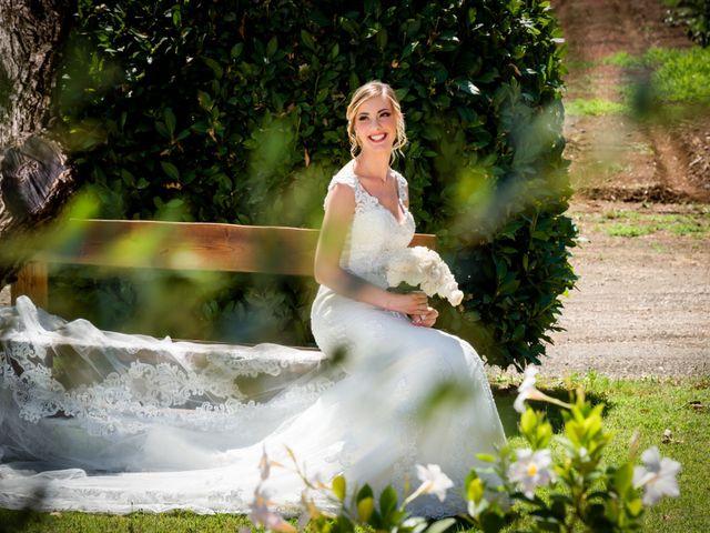 Il matrimonio di Damiano e Martina a Grottaferrata, Roma 15