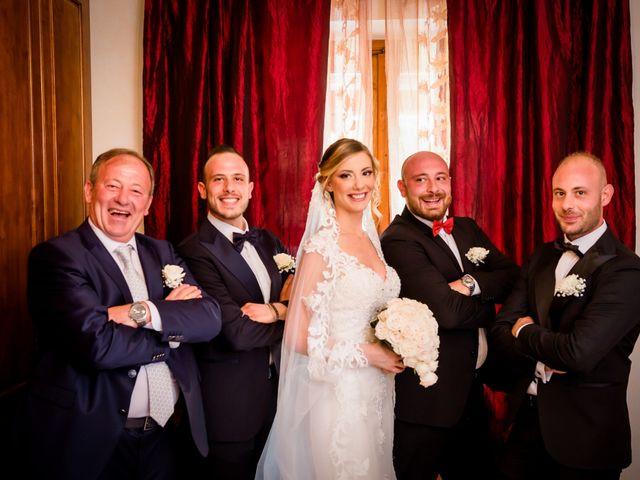 Il matrimonio di Damiano e Martina a Grottaferrata, Roma 19