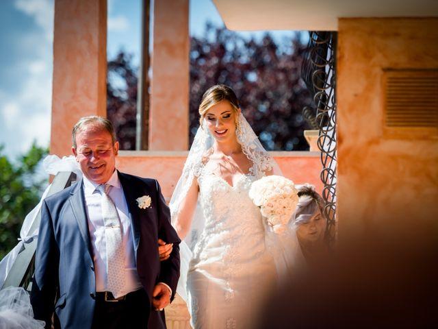 Il matrimonio di Damiano e Martina a Grottaferrata, Roma 21