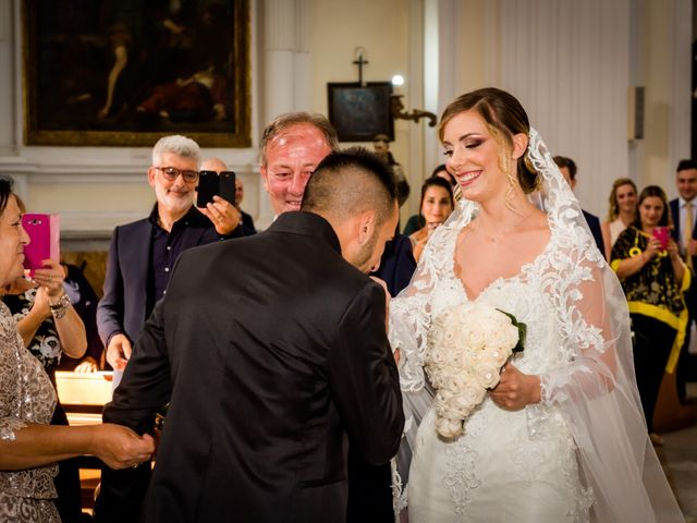 Il matrimonio di Damiano e Martina a Grottaferrata, Roma 26