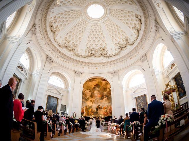 Il matrimonio di Damiano e Martina a Grottaferrata, Roma 28