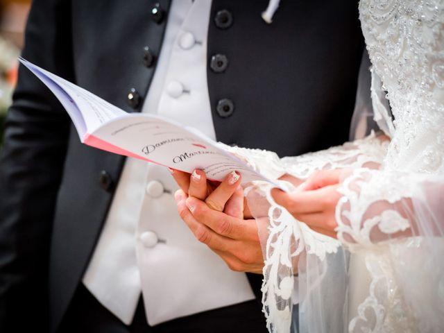 Il matrimonio di Damiano e Martina a Grottaferrata, Roma 29