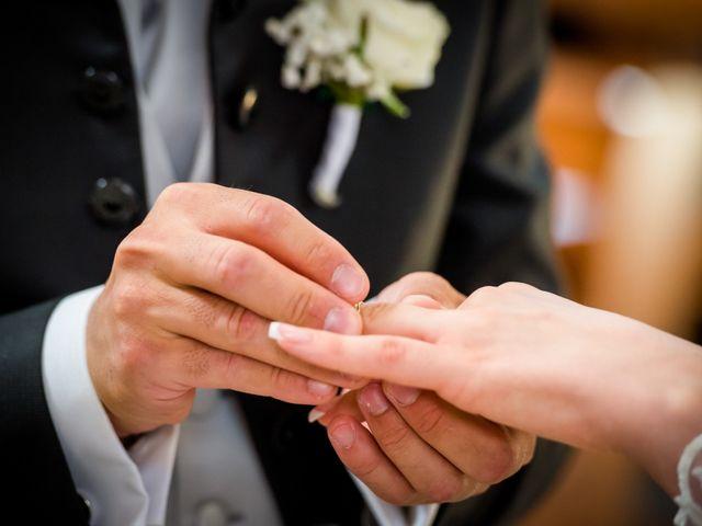 Il matrimonio di Damiano e Martina a Grottaferrata, Roma 30