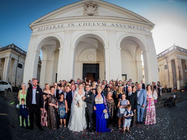 Il matrimonio di Damiano e Martina a Grottaferrata, Roma 33