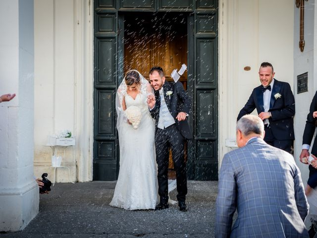 Il matrimonio di Damiano e Martina a Grottaferrata, Roma 34