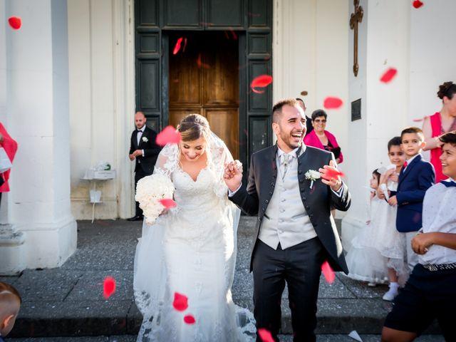 Il matrimonio di Damiano e Martina a Grottaferrata, Roma 35