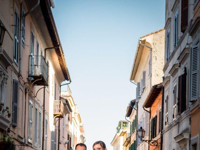 Il matrimonio di Damiano e Martina a Grottaferrata, Roma 36