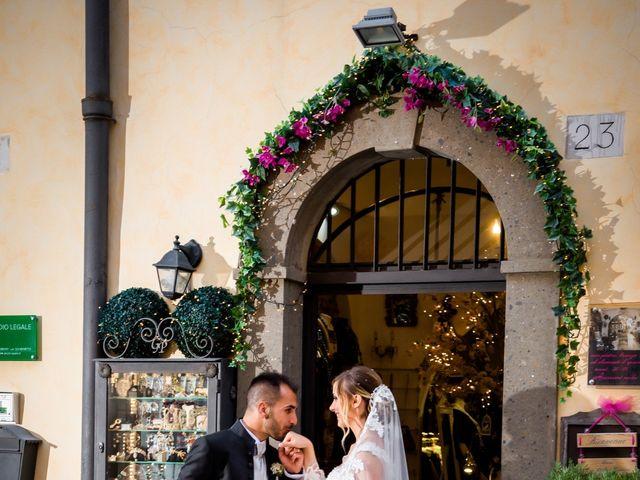 Il matrimonio di Damiano e Martina a Grottaferrata, Roma 37