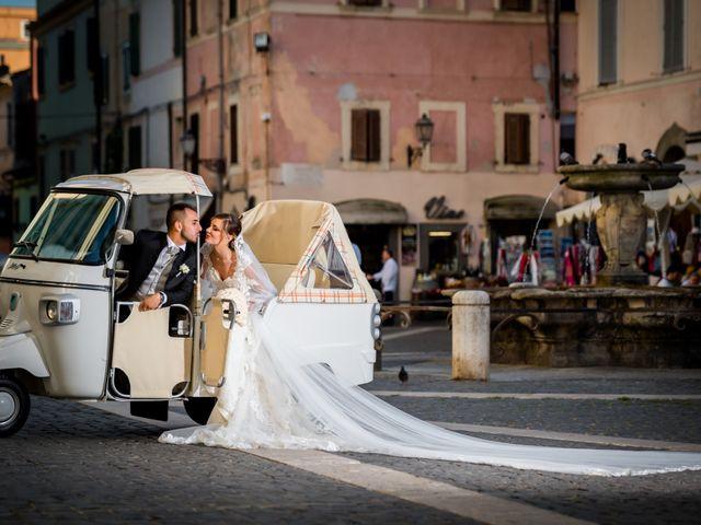 Il matrimonio di Damiano e Martina a Grottaferrata, Roma 1