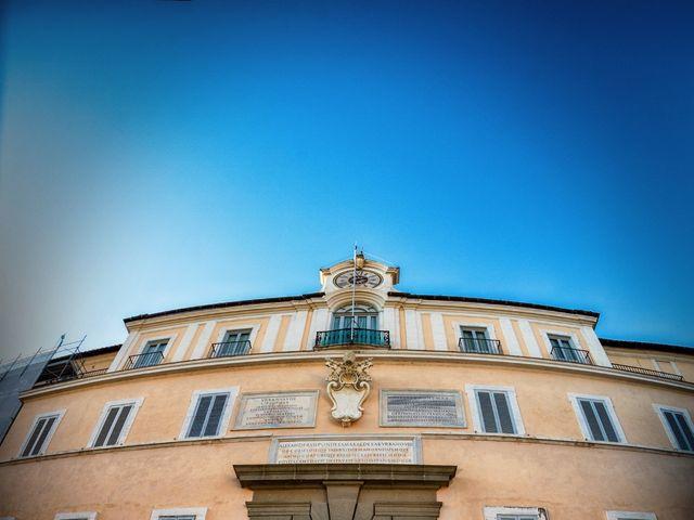 Il matrimonio di Damiano e Martina a Grottaferrata, Roma 39