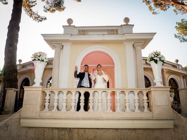 Il matrimonio di Damiano e Martina a Grottaferrata, Roma 44