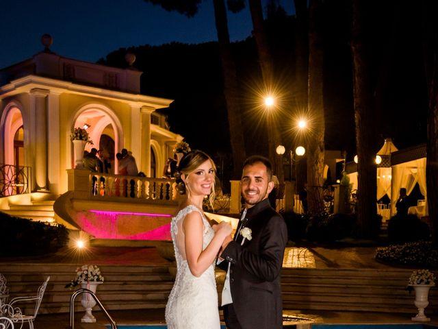 Il matrimonio di Damiano e Martina a Grottaferrata, Roma 46