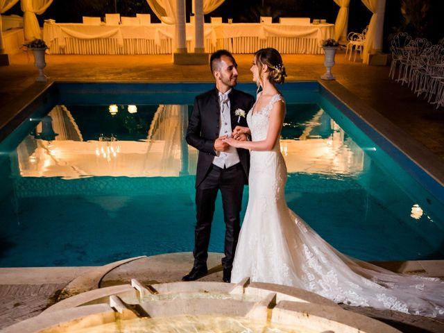 Il matrimonio di Damiano e Martina a Grottaferrata, Roma 47