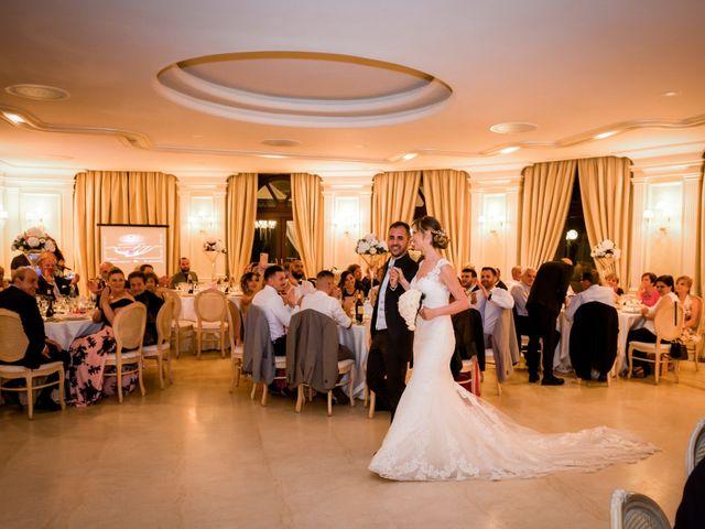 Il matrimonio di Damiano e Martina a Grottaferrata, Roma 49