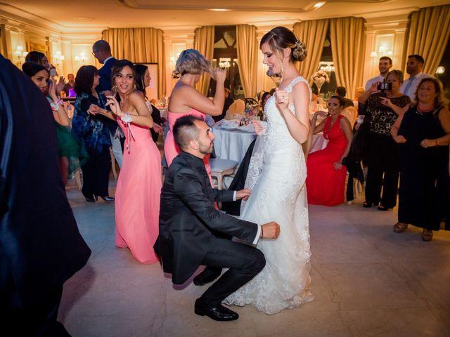 Il matrimonio di Damiano e Martina a Grottaferrata, Roma 51