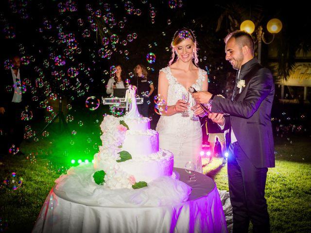 Il matrimonio di Damiano e Martina a Grottaferrata, Roma 2
