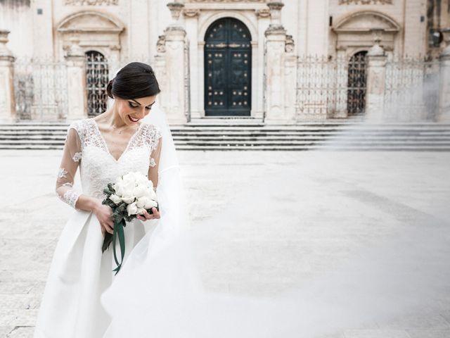 Il matrimonio di Orazio e Mariangela a Ispica, Ragusa 33