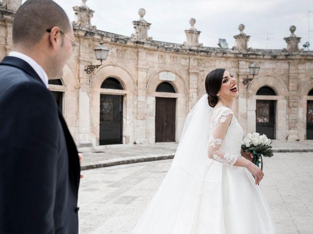 Le nozze di Mariangela e Orazio