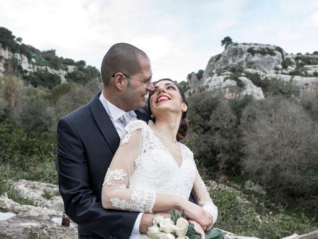 Il matrimonio di Orazio e Mariangela a Ispica, Ragusa 38