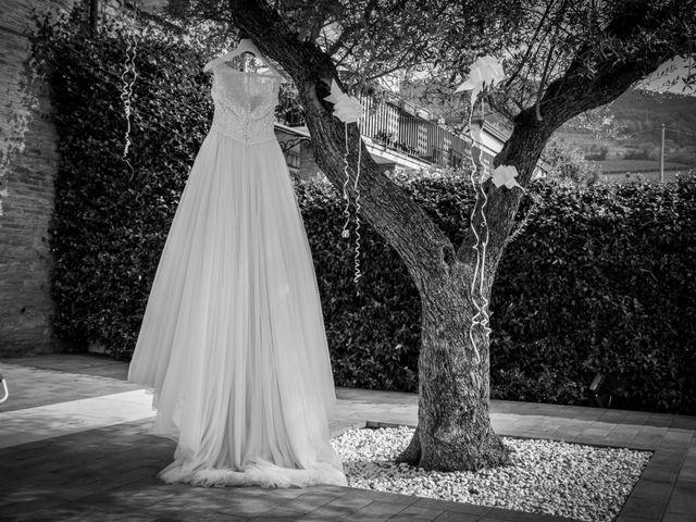 Il matrimonio di Valentina e Andrea a Brendola, Vicenza 1