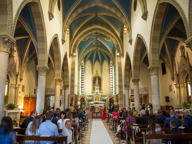 Il matrimonio di Valentina e Andrea a Brendola, Vicenza 12