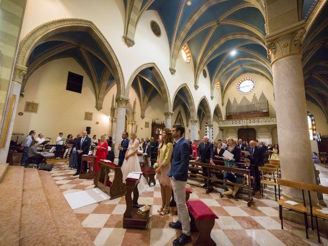 Il matrimonio di Valentina e Andrea a Brendola, Vicenza 16
