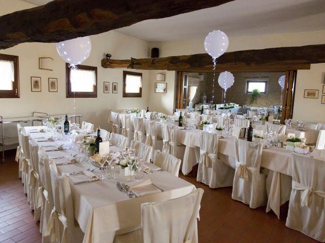 Il matrimonio di Valentina e Andrea a Brendola, Vicenza 26