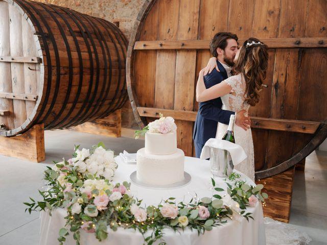 Il matrimonio di Donia e Demetrio a Cirò Marina, Crotone 36