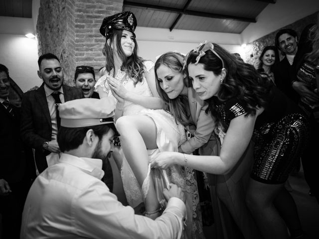Il matrimonio di Donia e Demetrio a Cirò Marina, Crotone 40