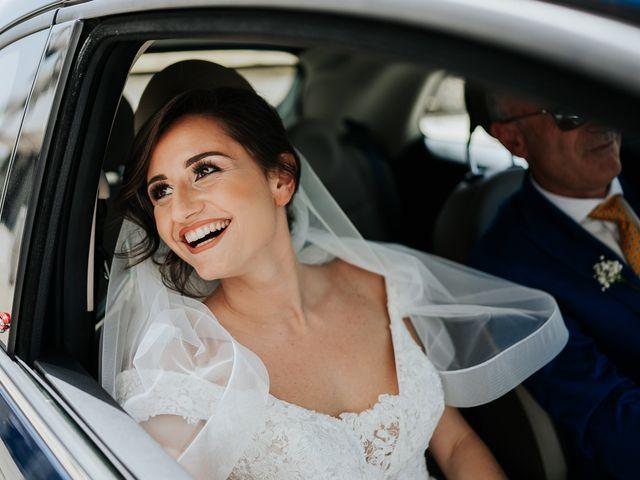 Il matrimonio di Claudio e Erica a Corato, Bari 16