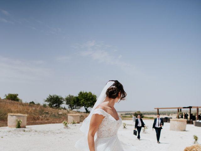 Il matrimonio di Claudio e Erica a Corato, Bari 19