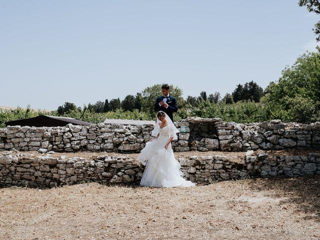 Il matrimonio di Claudio e Erica a Corato, Bari 22