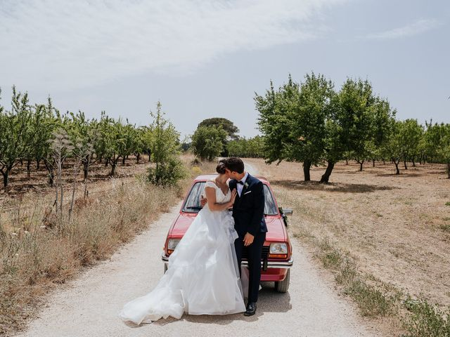 Il matrimonio di Claudio e Erica a Corato, Bari 24