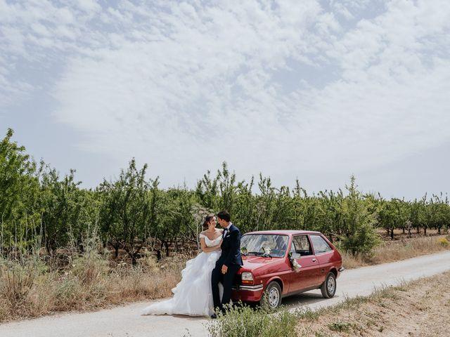 Il matrimonio di Claudio e Erica a Corato, Bari 25