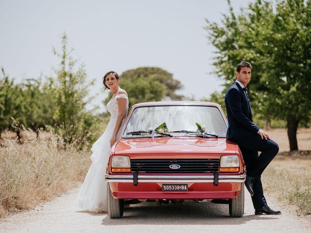Il matrimonio di Claudio e Erica a Corato, Bari 27