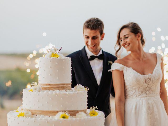 Il matrimonio di Claudio e Erica a Corato, Bari 39