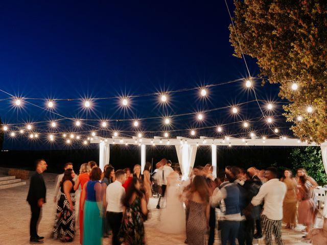 Il matrimonio di Claudio e Erica a Corato, Bari 40