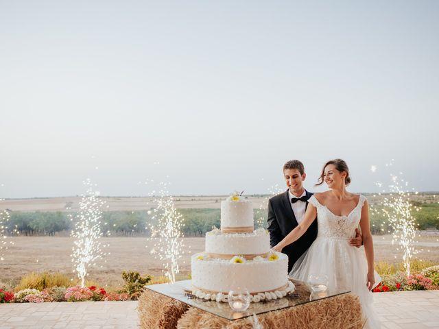 Il matrimonio di Claudio e Erica a Corato, Bari 43