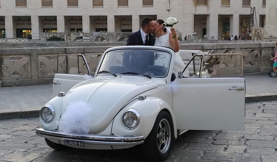 Il matrimonio di Vincenzo  e Veronica  a Lecce, Lecce