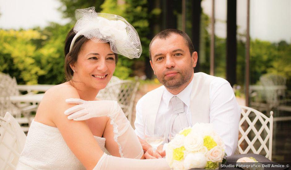 Il matrimonio di Mirco e Francesca a Fidenza, Parma