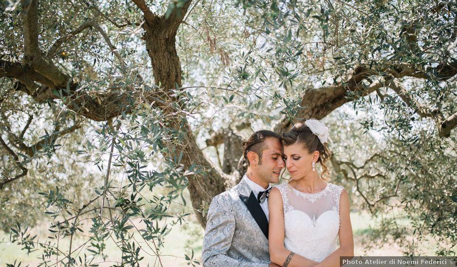 Il matrimonio di Alessio e Cinzia a Viterbo, Viterbo