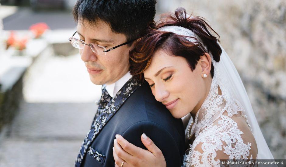 Il matrimonio di Alessandro e Emanuela a Pignone, La Spezia