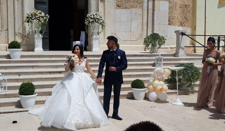 Il matrimonio di Carmela e Domenico a San Paolo di Civitate, Foggia