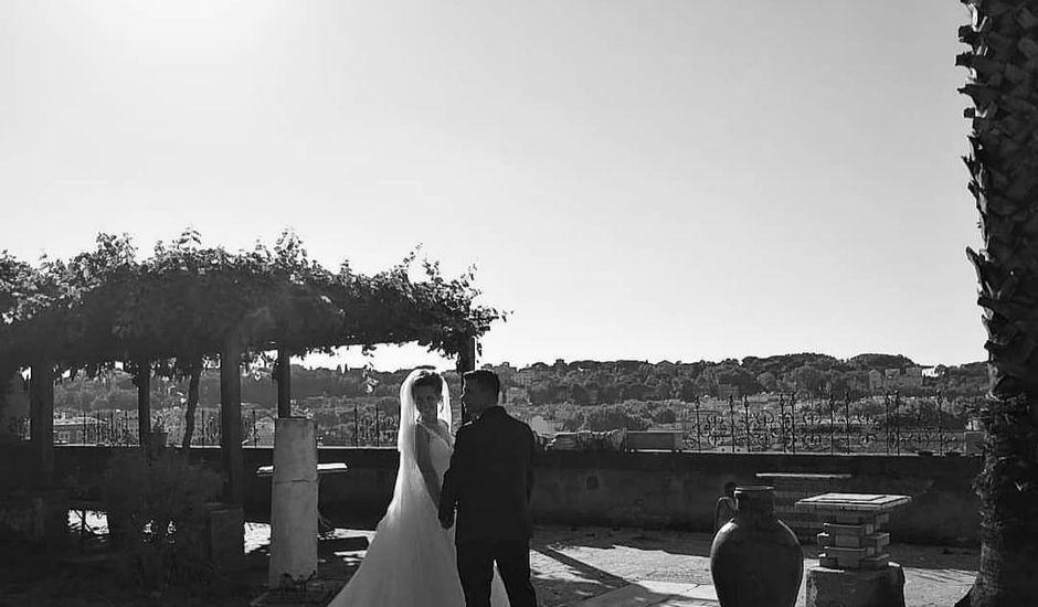 Il matrimonio di Simone e Carolina  a Roma, Roma