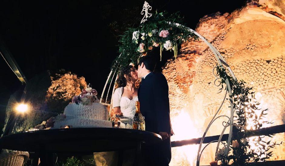 Il matrimonio di Marco e Alessia a Gaeta, Latina