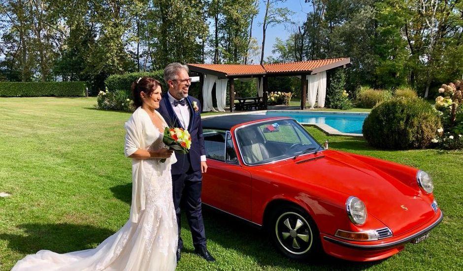 Il matrimonio di Alessandro e Debora a Fino Mornasco, Como